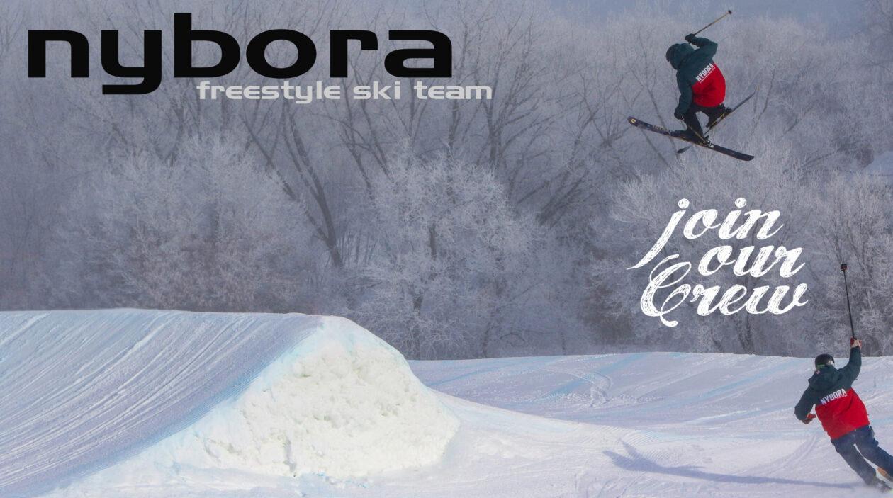 Nybora   Freestyle Ski Team